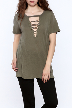 Shoptiques Product: Casual Tunic Top