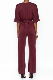 Emory Park Modal Jumpsuit - Back cropped