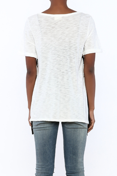 Shoptiques Product: Tie Up Side Tee