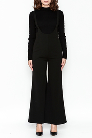 Emory Park Wide Leg Overall - Front full body