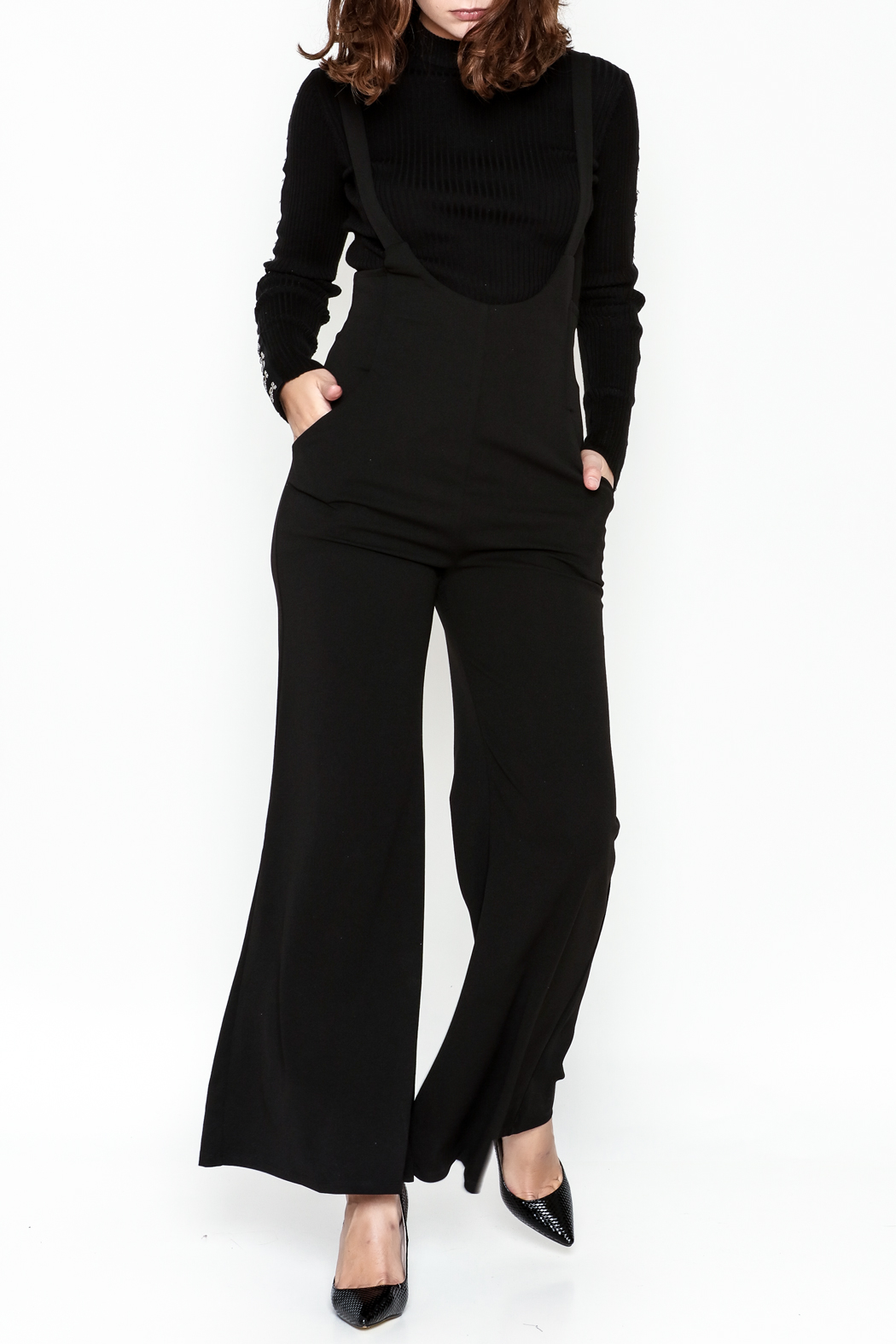 Emory Park Wide Leg Overall - Main Image
