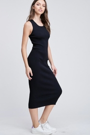 Emory Park Back Cutout Dress - Front full body