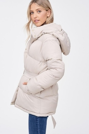 Emory Park Belted Puffer Jacket - Side cropped