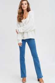 Emory Park Button Front Cardigan - Back cropped