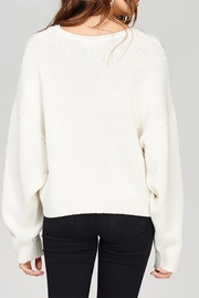 Emory Park Crop Sweater - Side cropped