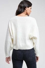 Emory Park Cropped Pullover Sweater - Side cropped