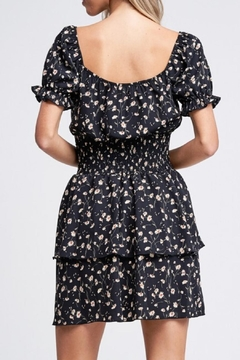 Emory Park Floral Smock-Waist Dress - Alternate List Image