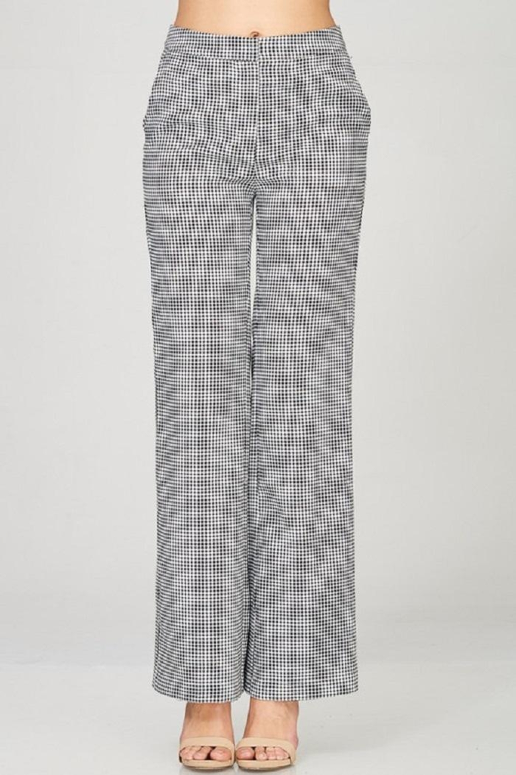 45be8c031008c Emory Park Houndstooth Pants from New York by Dor L Dor — Shoptiques