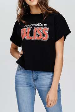 Shoptiques Product: Ignorance Is Bliss