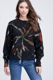 Emory Park Long-Sleeve Tie-Dye Sweater - Product Mini Image