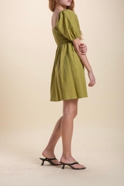 Emory Park Olive Baby Doll Dress - Other