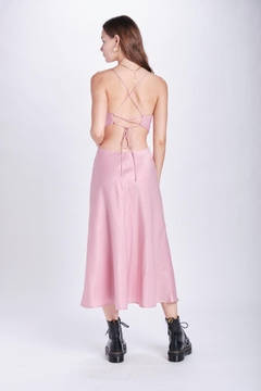 Emory Park Open-Back Slip Dress - Alternate List Image