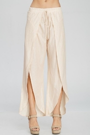 Emory Park Peach Open Pants - Product Mini Image
