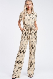 Emory Park Polka Dot Jumpsuit - Product Mini Image