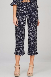Emory Park Polka Dot Pants - Product Mini Image