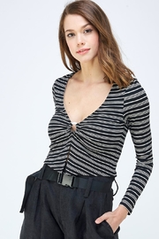 Emory Park Ring Front Top - Product Mini Image