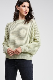 Emory Park Sage Sweater Top - Product Mini Image