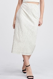 Emory Park Sequin Midi Skirt - Product Mini Image