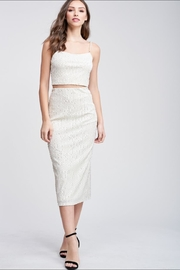 Emory Park Sequin Skirt Set - Product Mini Image