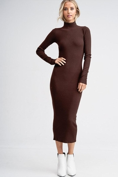 Emory Park Sweater Maxi Dress - Product List Image