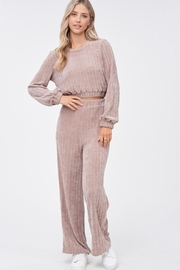 Emory Park Sweater Pants Set - Front cropped