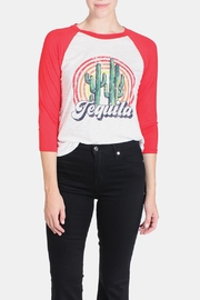 Emory Park Tequila Raglan Tee - Product Mini Image