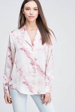 Emory Park Tie Dye Button Down - Product List Image