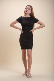 Emory Park Twist Back Dress - Product Mini Image