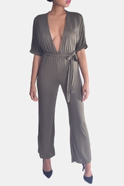 Emory Park Ultra Soft Jumpsuit - Front full body