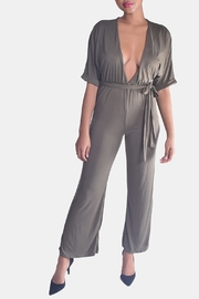 Emory Park Ultra Soft Jumpsuit - Front cropped