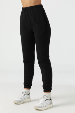 Joah Brown Empire Jogger - Product List Image