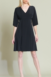 Clara Sunwoo Empire Pinched Dress - Front cropped