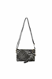 Empire Woven Wristlet - Front cropped