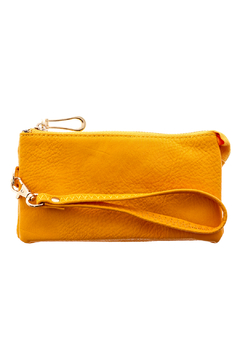 Shoptiques Product: Casual Wristlet Clutch