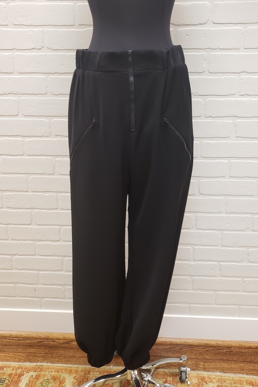 Snider Empress Trouser - Front Cropped Image