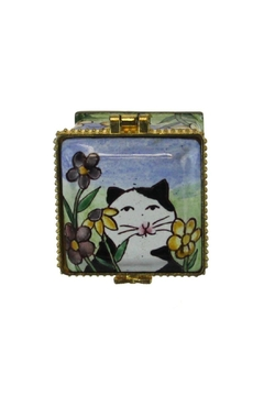 Empress Arts Cat Trinket Box - Product List Image