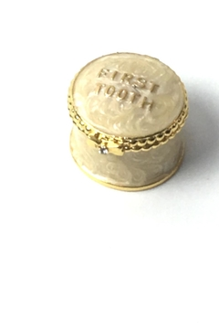 Shoptiques Product: Enamel Tooth Box