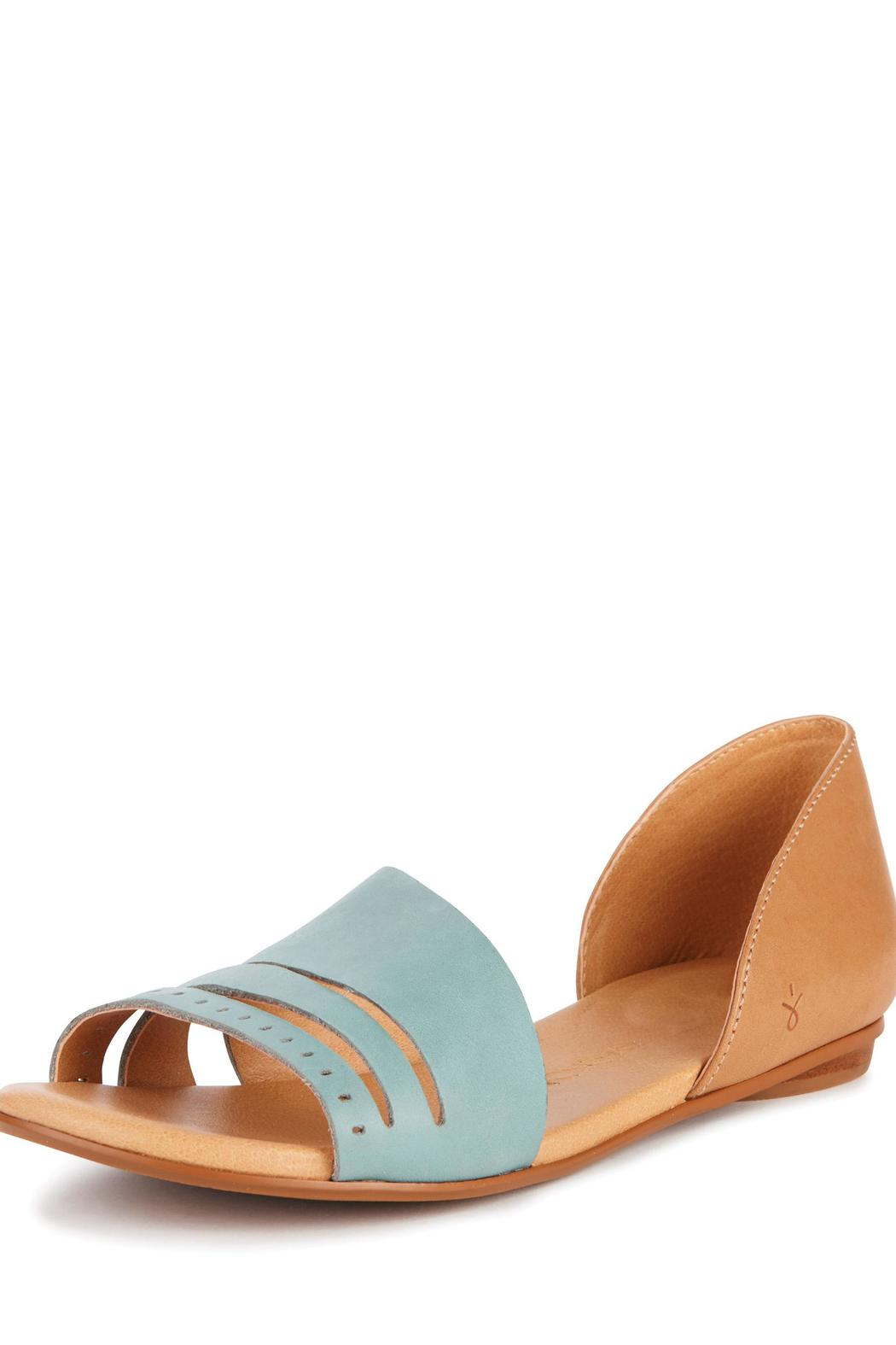 Emu Flat Summer Sandal From United Kingdom By The White