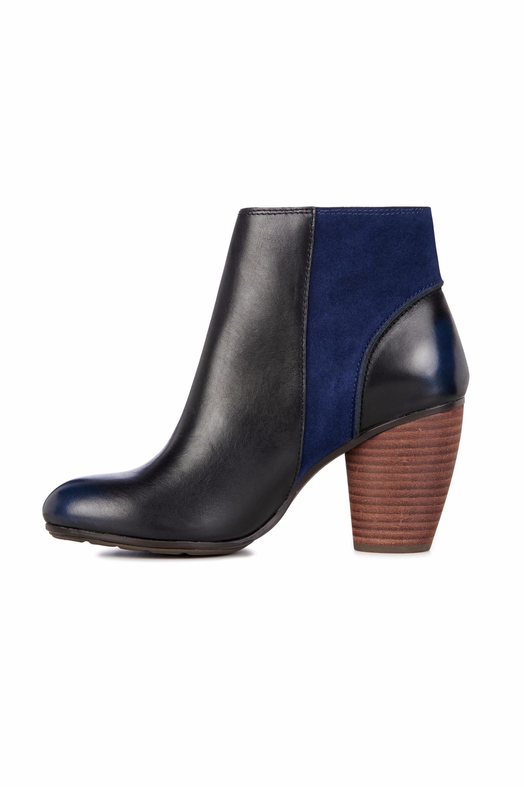 Emu Australia Blumont Heeled Booties - Side Cropped Image