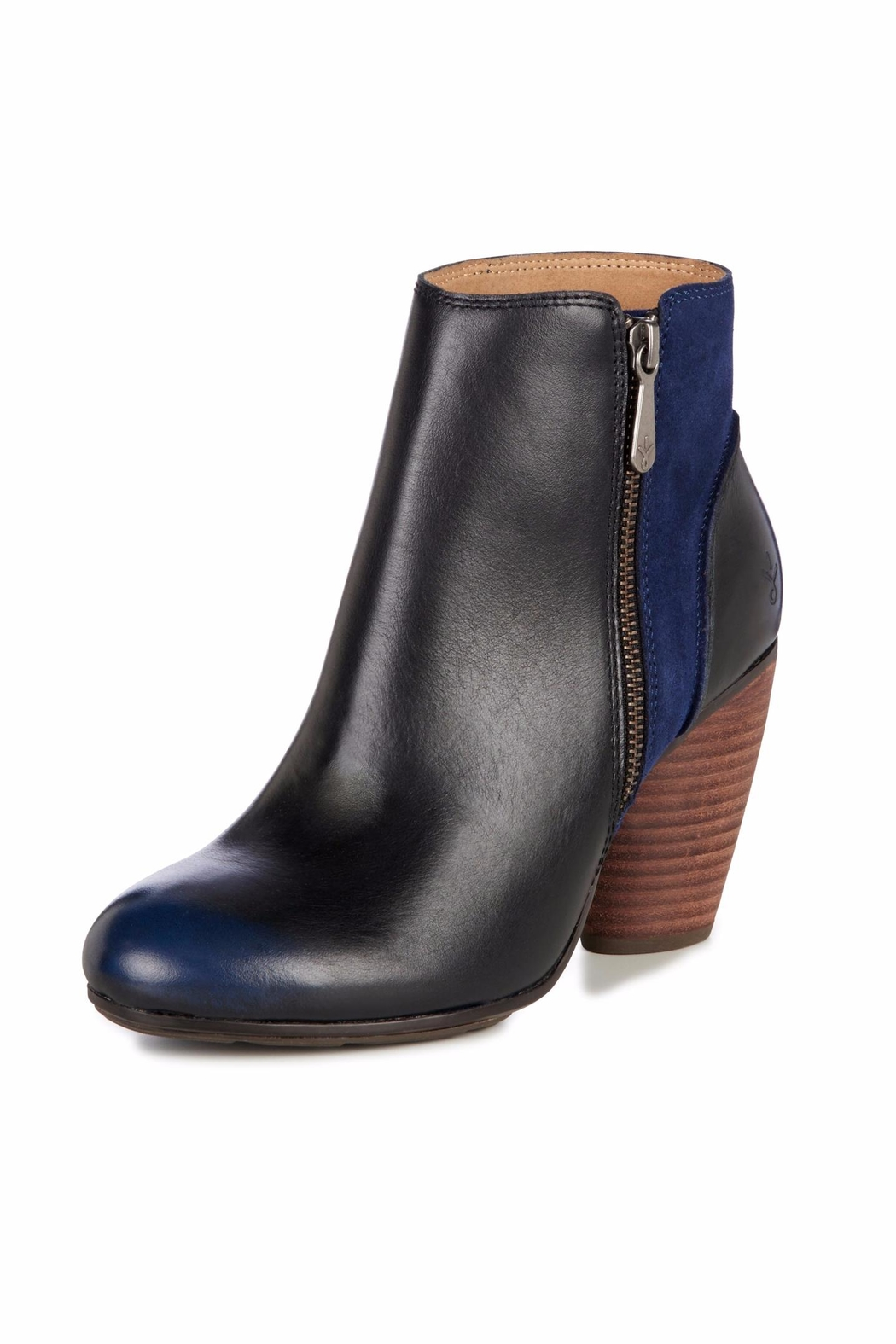 Blumont Heeled Booties