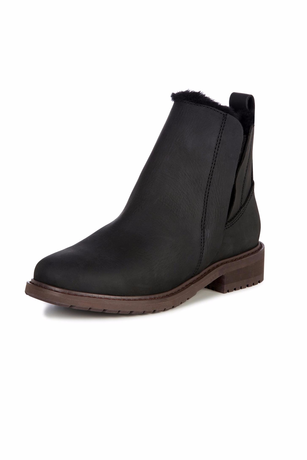 Emu Australia Pioneer Chelsea Boots - Front Cropped Image