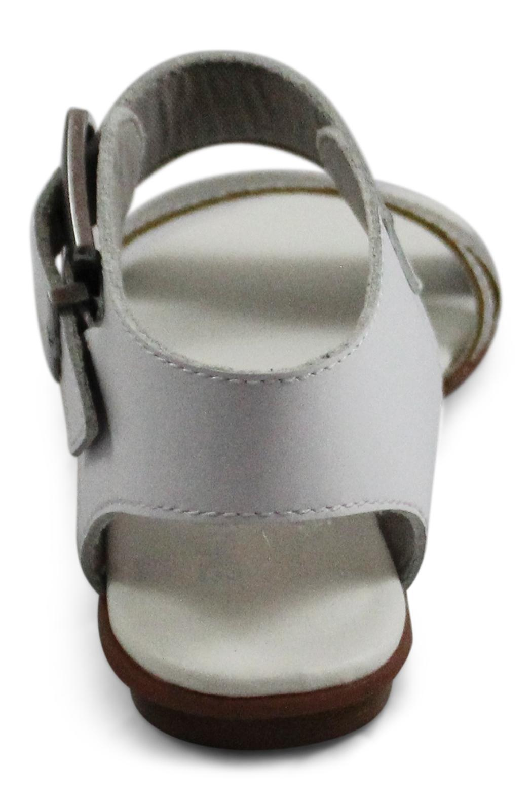 Emu Australia White Ankle Strap - Side Cropped Image