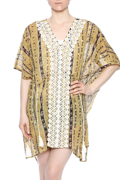 Shoptiques Product: Mustard Tunic Dress