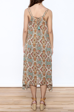 Shoptiques Product: Patterned Midi Dress