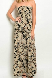 En Creme Black Tan Maxi - Product Mini Image