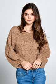 En Creme Confetti Sweater - Product Mini Image