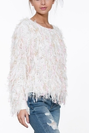 En Creme Long Sleeve Sweater - Product Mini Image