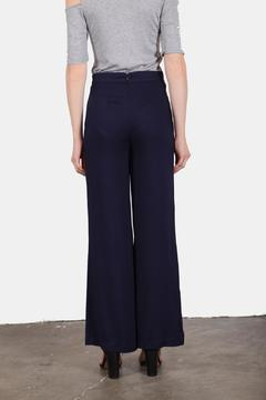 Shoptiques Product: Navy Girl Sailor Pants