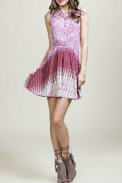 Shoptiques Product: Pink Sleeveless Dress