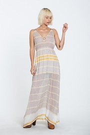 En Creme Sleeveless Maxi Dress - Product Mini Image
